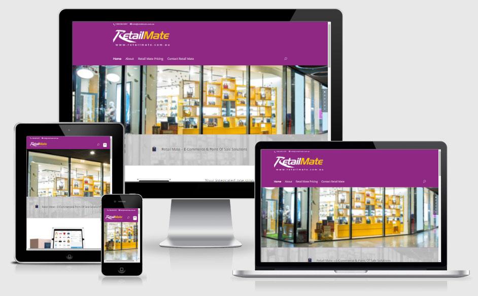 Retail Mate Website
