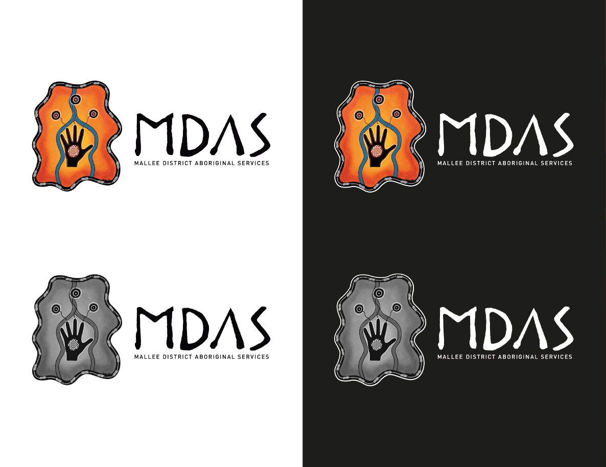 MDAS Logo Pack & Visual Style Guide